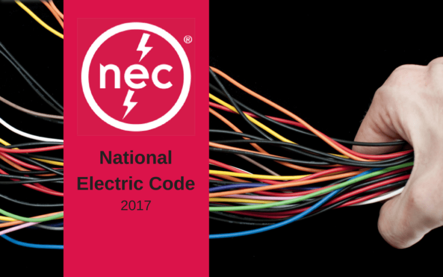 National Electric Codes For Outdoor Wiring